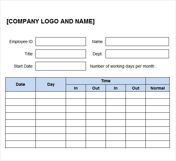Log Template Excel Mileage Log Template Printable Mileage Log