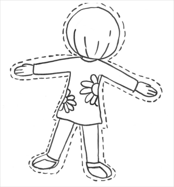 free printable flat stanley template - 9 flat stanley templates pdf doc sample templates