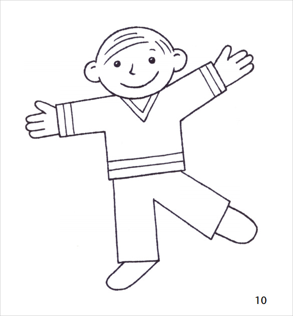 free printable flat stanley template - sample flat stanley template 10 free documents in pdf word