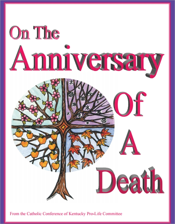 Death Anniversary Invitation Template