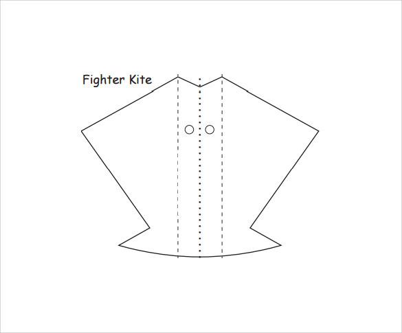 Bird Kite Template Vosvetenet – Kite Template