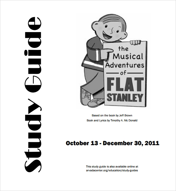 Sample Flat Stanley Template 8 Free Documents in PDF Word – Flat Stanley Template