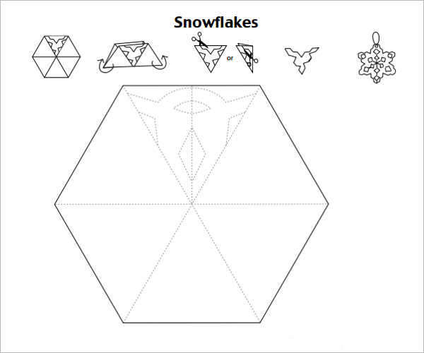 8 sample awesome snowflake templates to download sample templates