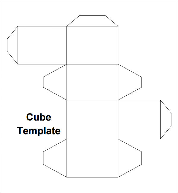 Sample Cube   Documents In Word Pdf