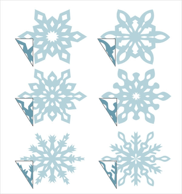 Snowflake Template - 7+ Free PDF Download