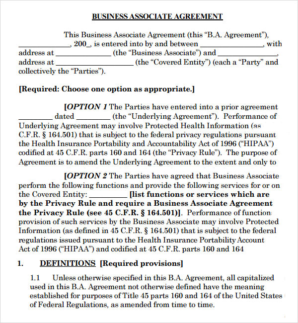 service contract agreement template word .