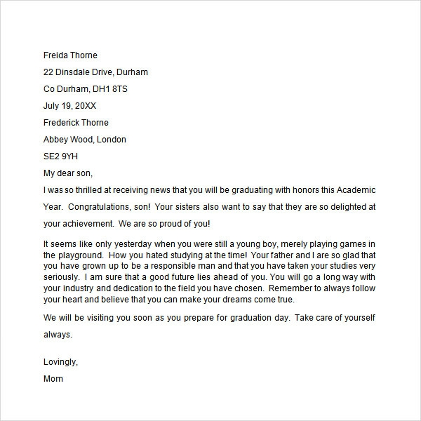 accomplishment letter sample