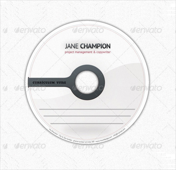 Dvd Label Templates  Psd
