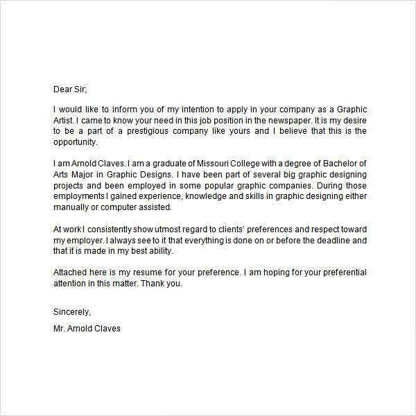 8 sample useful employment letters sample templates employment letter sample altavistaventures Gallery