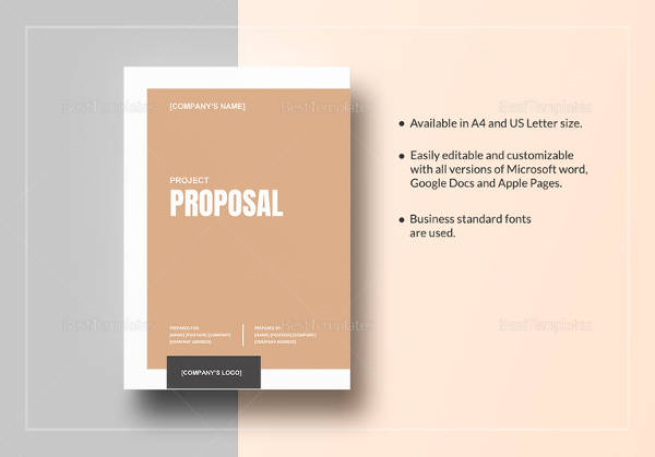 FREE 22+ Sample Project Proposal Templates in Google Docs