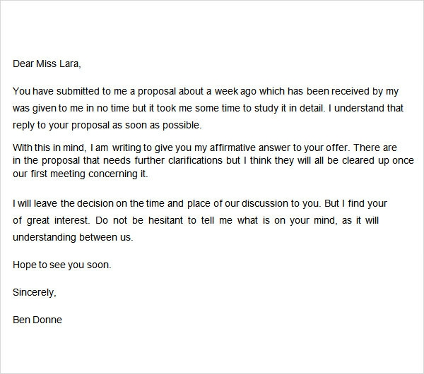 Formal Acceptance Letter ~ Eprsumem