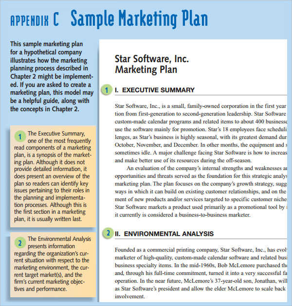 10 sample marketing timeline templates to download for Corporate marketing plan template