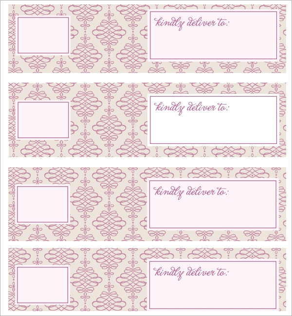 labels 5660 template download