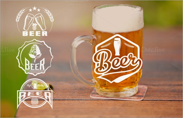 6 sample beer label templates to download