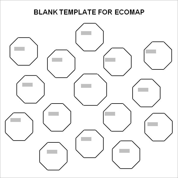ecomap template