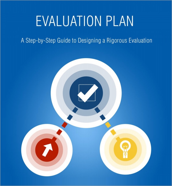 evaluation plan logic model