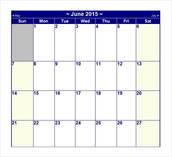 microsoft weekly calendar template .
