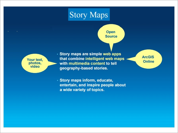 story map template for kids