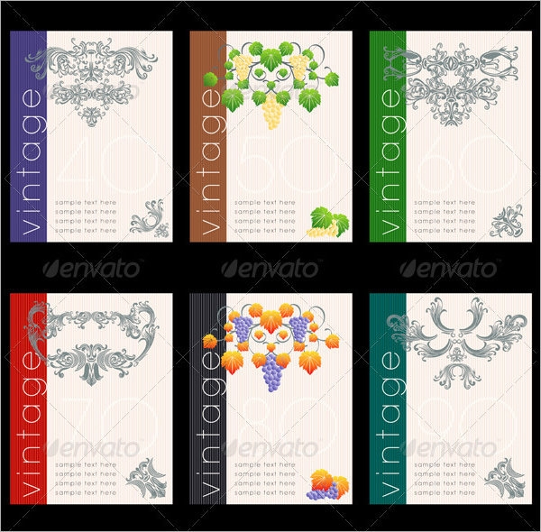 wine label printing1
