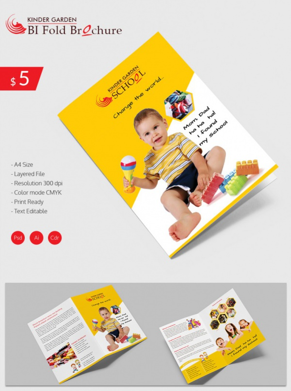 Free Tri Fold Brochure Templates Sample Tri Fold Brochures .. Technology  Consulting It Flyer Ad Template Design .. Business Brochure Template With  Geometric ...