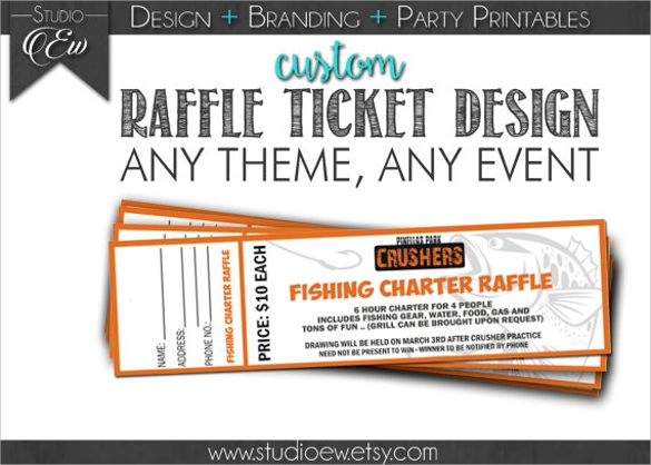 Raffle Flyer - 9+ Download Documents in PSD, Vector