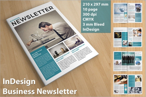 Business Newsletter 9 Premium Download – Business Newsletter