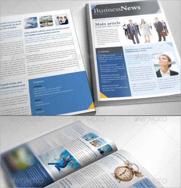 business school newsletter