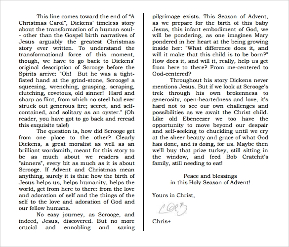 printable church newsletter template