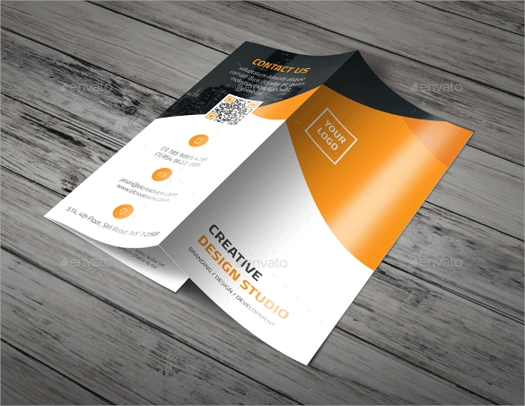 amazing corporate brochure design