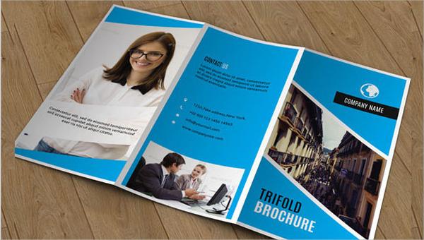 Corporate Brochure Templates In Ai
