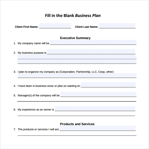 16 sample small business plans sample templates fillable business plan friedricerecipe