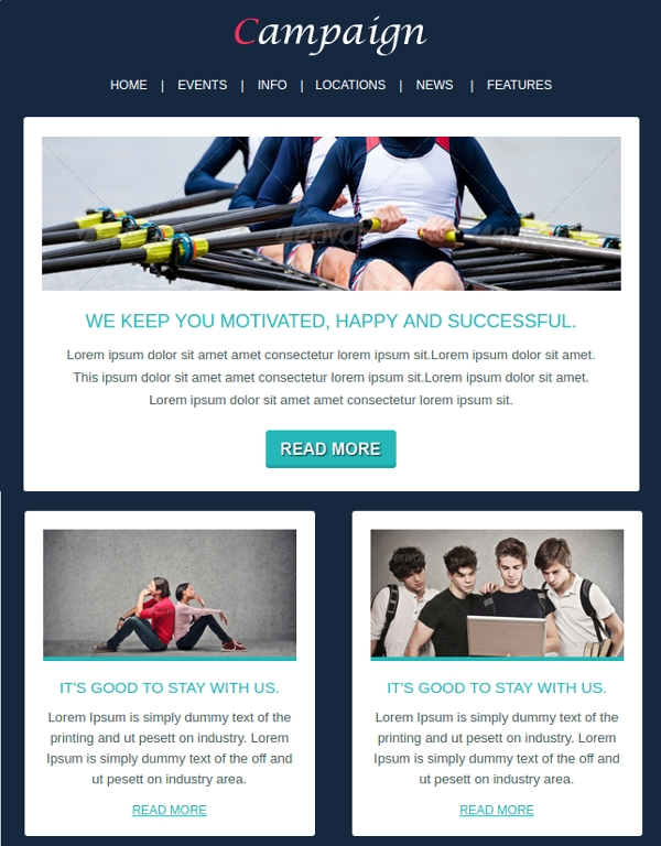6+ Sample Marketing Email Templates | Sample Templates