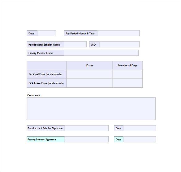 employee timesheet template word .
