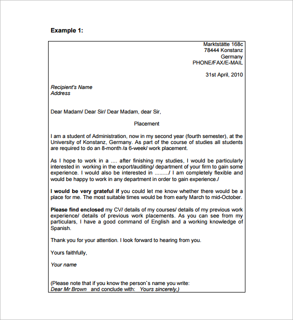 Business letter format template pdf wajeb Images