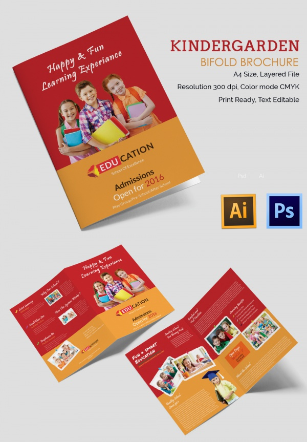 School brochure 22 download in psd vector pdf for College brochure design pdf