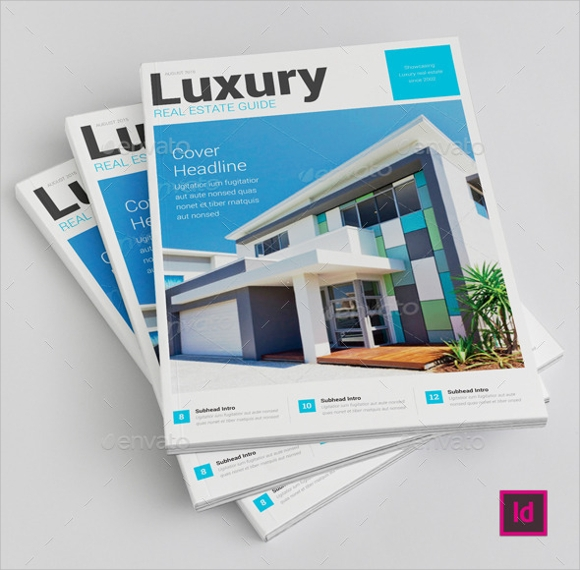 real estate prospectus template - 10 real estate brochures sample templates
