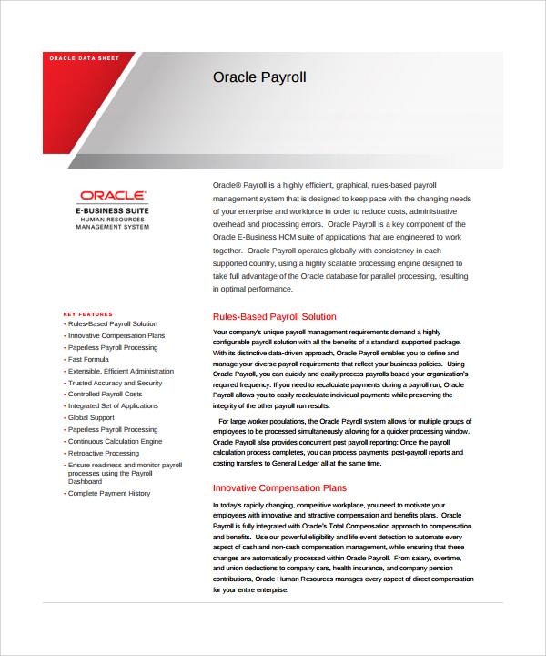 Payroll essays