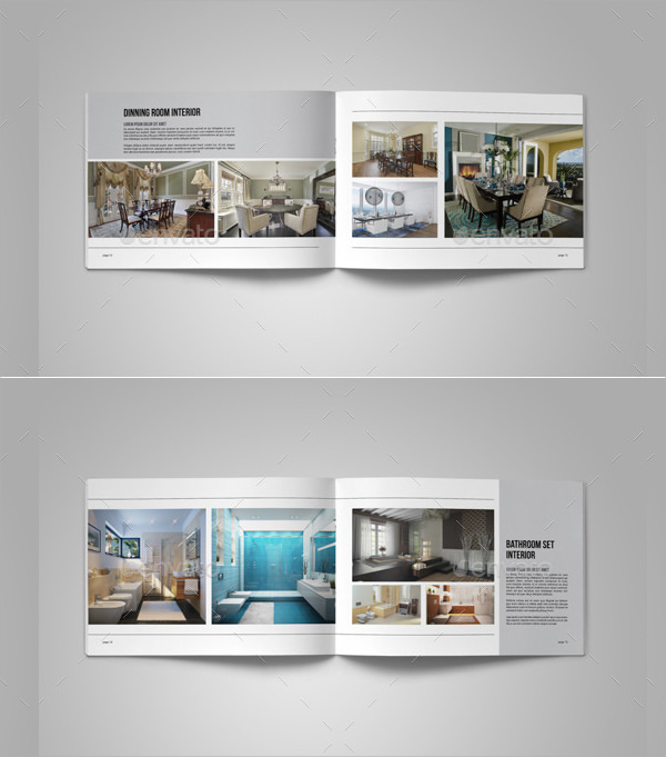 11 illustrator brochures sample templates for Illustrator template brochure