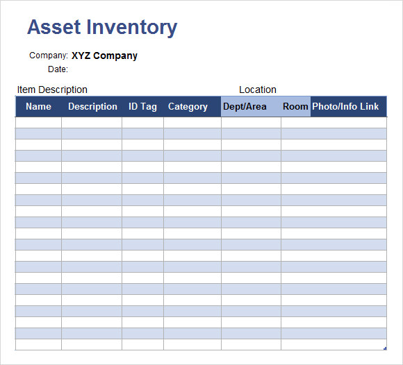 inventory tracking template 7 free samples examples format