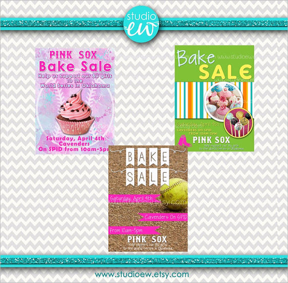 Bake Off Flyer Template  BesikEightyCo