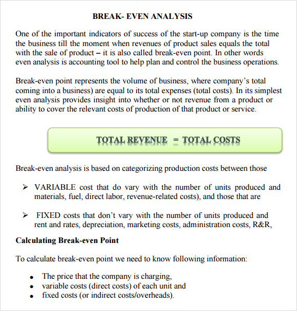 Business analysis plan template analysis template 6 free download for pdf excel sample templates cheaphphosting Image collections