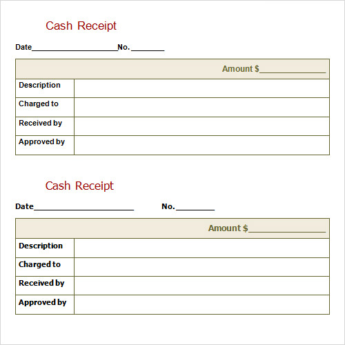 Cash Receipt Template   someiart iQoQWU66