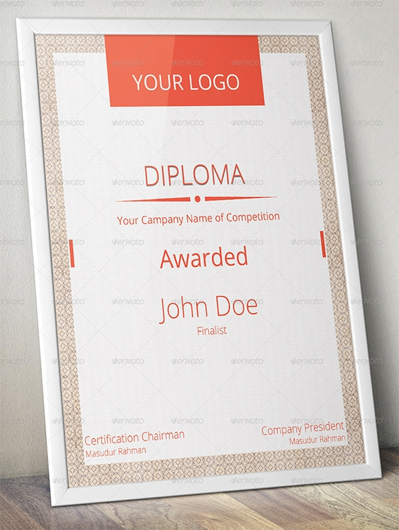 Gallery of sample of certificate of completion