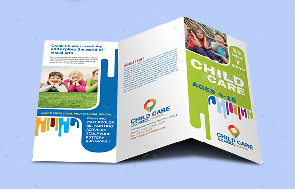 School Brochure - 9+ Free And Premium Download | Sample ...
