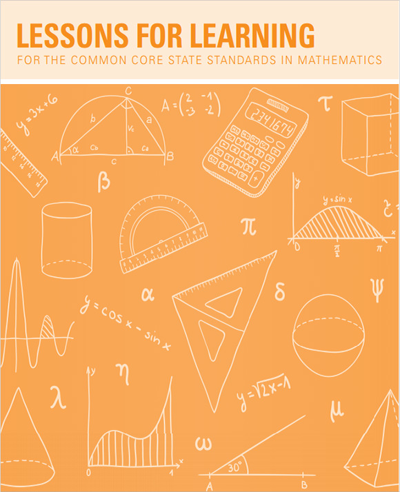 Sammple Common Core Lesson Plan – 8+ Example, Format