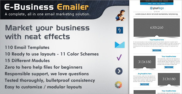 Sample Html Emails  Psd