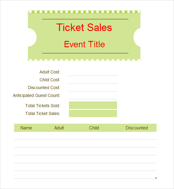 Sample Sales Tracking Sales Tracking Template Download Sample Goal