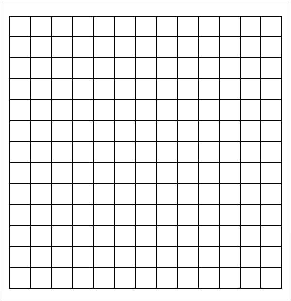 Sample Dot Paper 10 Documents in Word PDF – Graph Paper Template