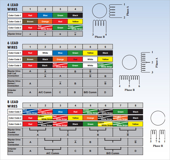 General Color Chart - 10+ Free Download For PDF | Sample Templates