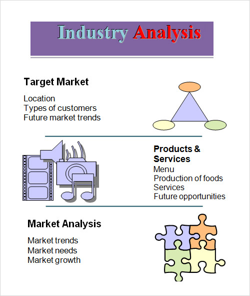 Analysis Template 19 Download Free Documents in PDF Word Excel – Industry Analysis Template